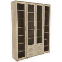 Шкаф для книг 504.04 Гарун-К