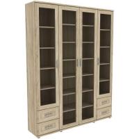Шкаф для книг 504.08 Гарун-К