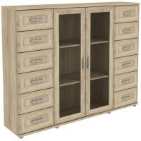 Шкаф для книг 304.10 Гарун-К