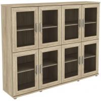 Шкаф для книг 304.04 Гарун-К