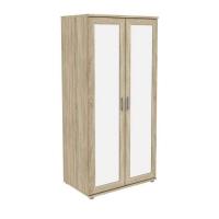 Шкаф для одежды с зеркалами 412.06 Гарун-К