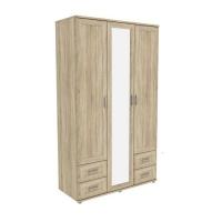 Шкаф для одежды с зеркалом 513.10 Гарун-К