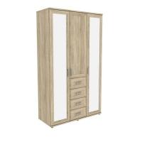Шкаф для одежды с зеркалами 513.06 Гарун-К