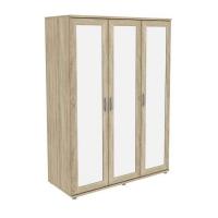Шкаф для одежды с зеркалами 413.04 Гарун-К