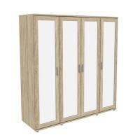 Шкаф для одежды с зеркалами 414.06 Гарун-К