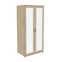 Шкаф для одежды с зеркалами 412.02 Гарун-К