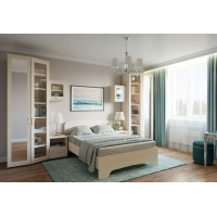 Комплект мебели для спальни №1 Гарун-К