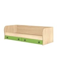 Кровать с ящиками Колибри Мохито