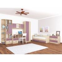 Комплект мебели для детской №2 Колибри Виола