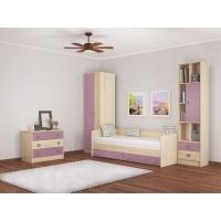 Комплект мебели для детской №3 Колибри Виола