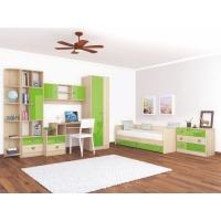 Комплект мебели для детской №3 Колибри Мохито