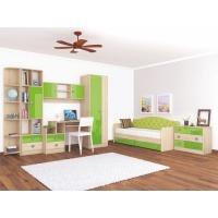 Комплект мебели для детской №1 Колибри Мохито