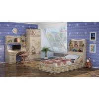 Комплект детской мебели Квест К-2