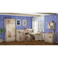 Комплект детской мебели Квест К-1