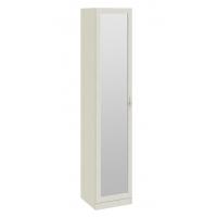 Шкаф для белья с 1-ой зеркальной дверью Лючия СМ-235.21.02