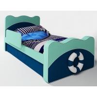 Кровать для двоих детей Капитан