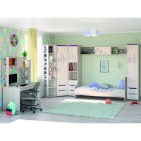 Набор мебели для детской комнаты Мегаполис №2
