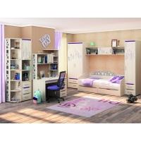 Набор мебели для детской комнаты Мегаполис №1