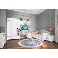 Композиция Минни Маус для детской комнаты