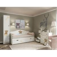 Детская мебель Мишки Тедди (Готовая комната 1)
