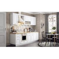 Кухонный гарнитур Бавария белый ультра 277 см