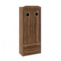 Шкаф комбинированный для одежды с иллюминатором Навигатор СМ-250.07.22