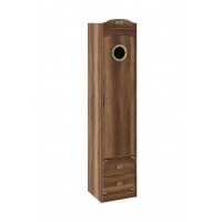 Шкаф комбинированный для белья с иллюминатором Навигатор СМ-250.07.21