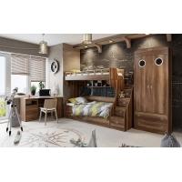 Набор мебели для детской комнаты Навигатор №2 ГН-250.002