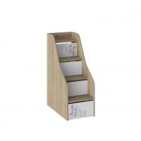 Лестница приставная с ящиками Оксфорд ТД-139.11.12
