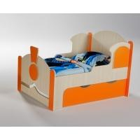 Растущая кровать Вырастайка модель 4