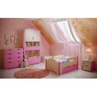 Мебель для девочки Вырастайка (комната 2)