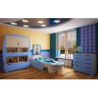 Мебель для мальчика Вырастайка (комната 3)
