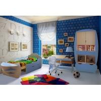Детская растущая мебель Вырастайка (комната 5)