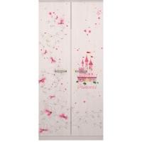 Шкаф для одежды 01 Принцесса