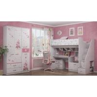 Комплект детской мебели Принцесса К-4