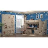 Комплект детской мебели Квест К-3