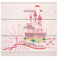 Комод с 3-мя ящиками 03 Принцесса