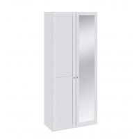 Шкаф для одежды 1-ой зеркальной дверью Ривьера СМ 241.22.002L