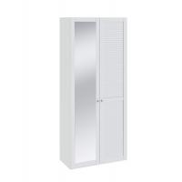Шкаф для одежды 1-ой зеркальной дверью Ривьера СМ 241.22.002R