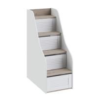 Лестница приставная для двухъярусной кровати Ривьера ТД-241.11.12