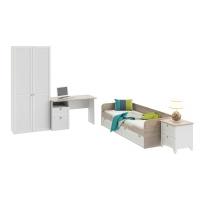 Стандартный набор мебели для детской комнаты Ривьера ГН-241.100