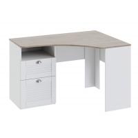 Угловой письменный стол с ящиками Ривьера ТД-241.15.03