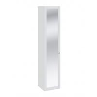 Шкаф для белья с зеркальной дверью Ривьера СМ 241.21.001