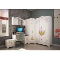 Комплект детской мебели Синдерелла №2
