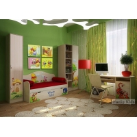 Детская готовая комната №3 Винни Пух