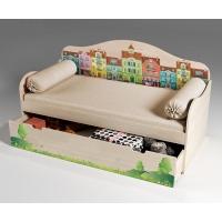 Детская кровать Волшебный Город арт. 40022
