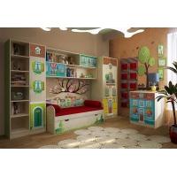 Комплект детской мебели Волшебный город №3