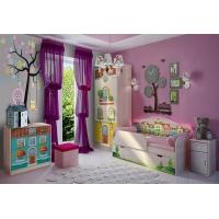 Комплект детской мебели Волшебный город №2
