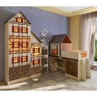 Комплект детской мебели Домик Фанки Кидз №2