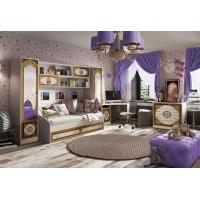Комплект детской мебели Жасмин №4